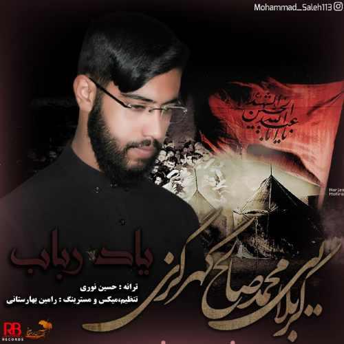 دانلود موزیک جدید محمدصالح گهرگزی یاد رباب