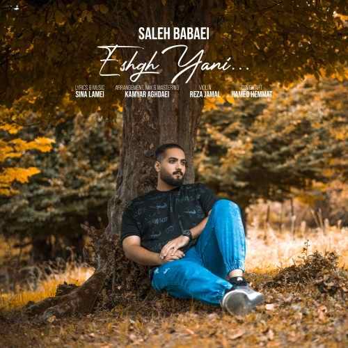 دانلود موزیک جدید صالح بابایی عشق یعنی